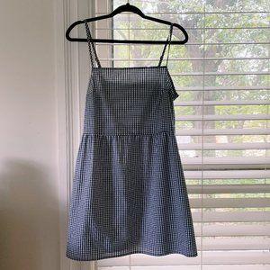 Urban Renewal Gingham Summer Dress